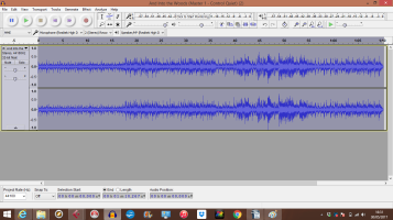 And Into the Woods (Master 4 - Audacity B)